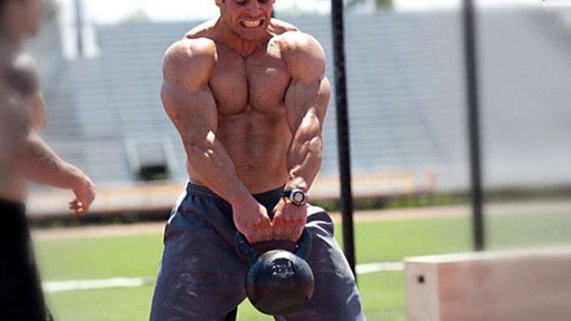 Как построить неподатливые мышцы
