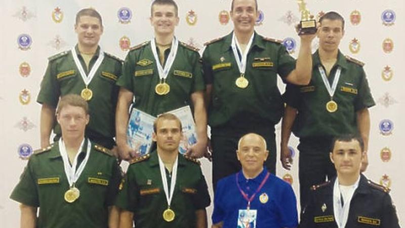 Гиревики Южного Урала завоевали 4 медали
