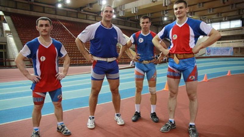 Военно-спортивные игры в Москве