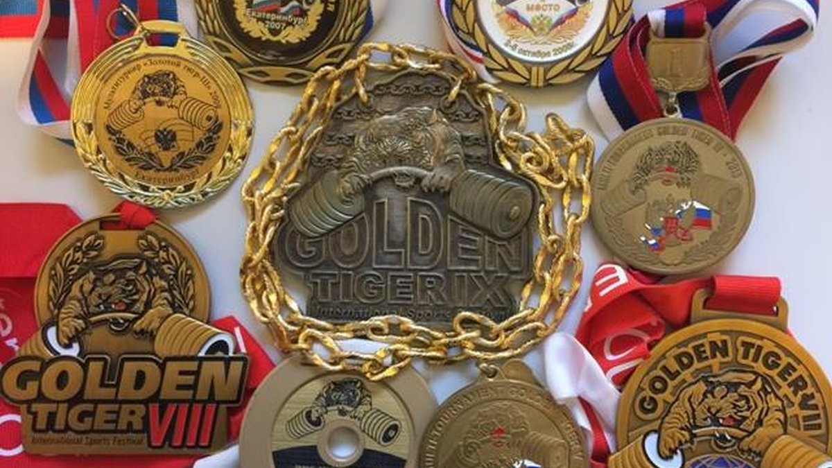 «Golden Tiger Paw Grand Prix» WAA