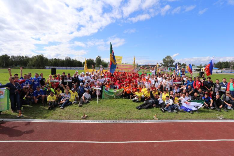 Летние сельские игры 2015 на Камчатке