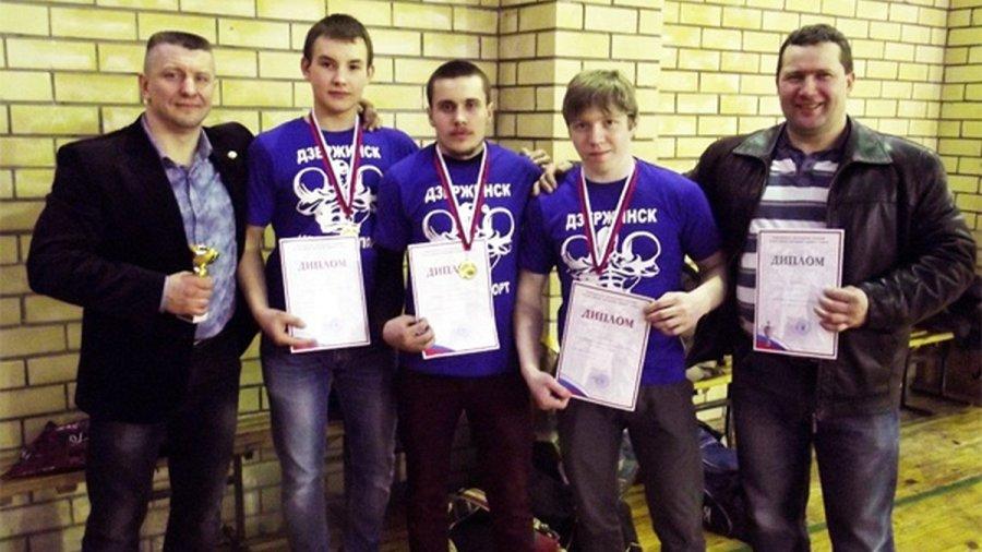 Спортсмены «Театра силы» представят Дзержинск на Кубке Москвы по гиревому спорту