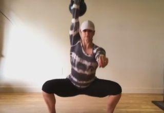 Контроль равновесия и развитие плечевого пояса